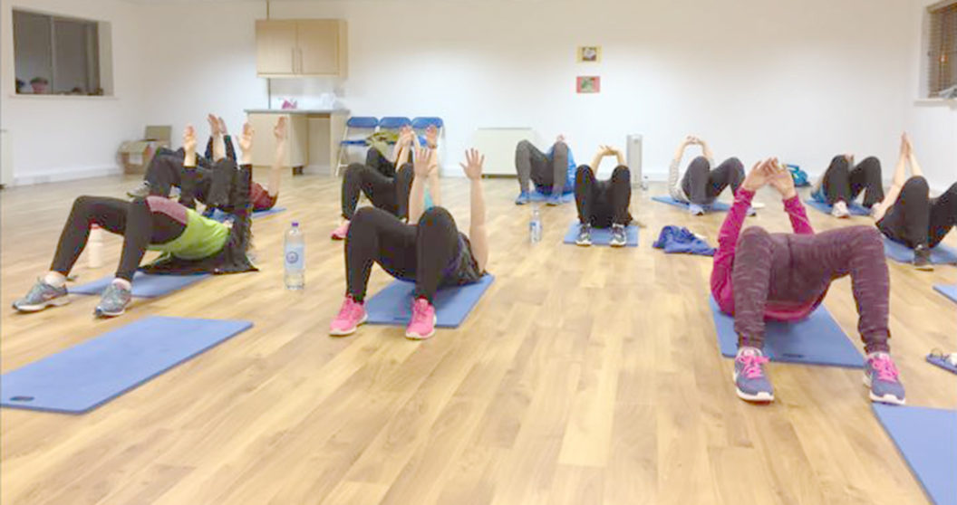 fitness classes at roche injury clinic