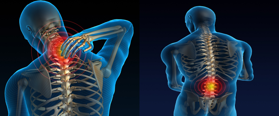 Cure your back pain at Roche Injury Clinic Kilkenny