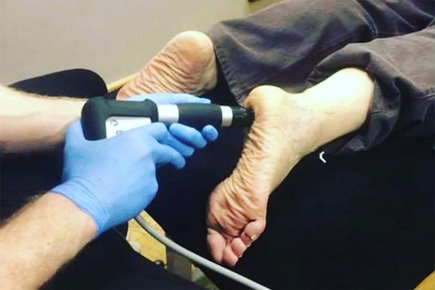 Shockwave Therapy at Roche Injury Clinic