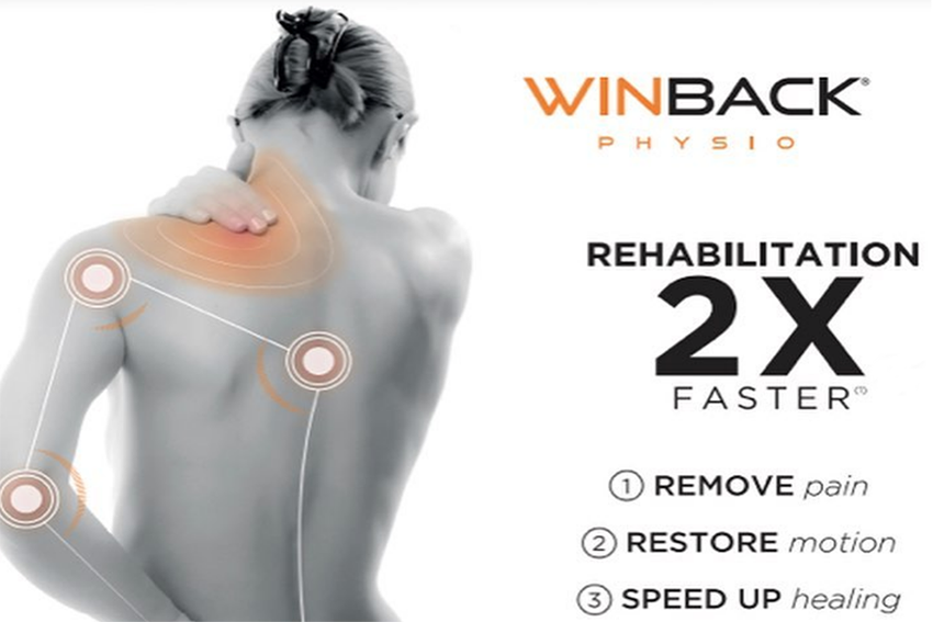 Winback Therapy at Roche Injury Clinic